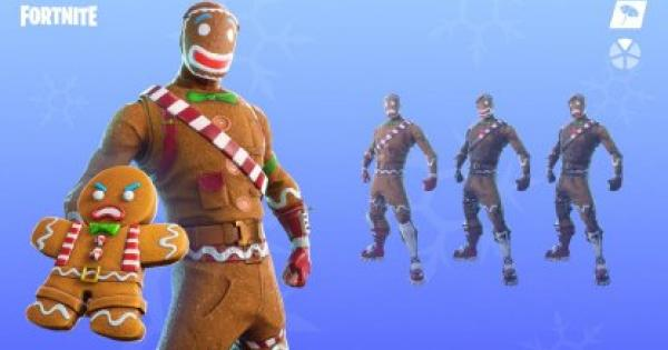 Merry Marauder fortnite skins