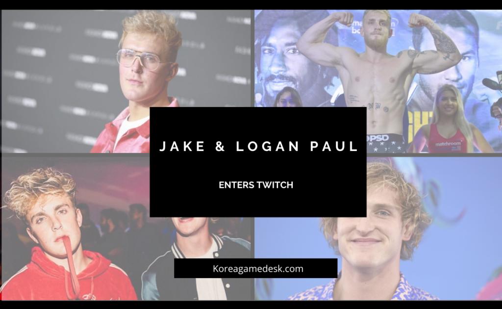 Jake Paul, Logan Paul Poisoning The Twitch Community?