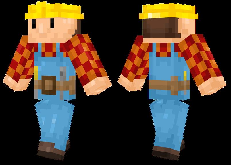 skin bob the builder