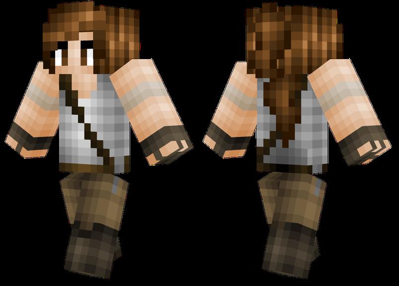 minecraft skin lara croft