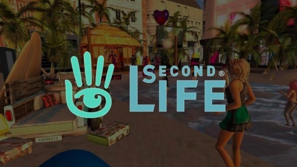 second life login