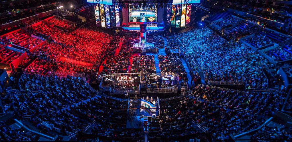 biggest esports games