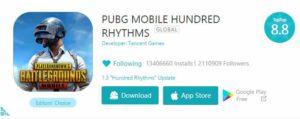 PUBG Mobile 1.3 Update APK + OBB download